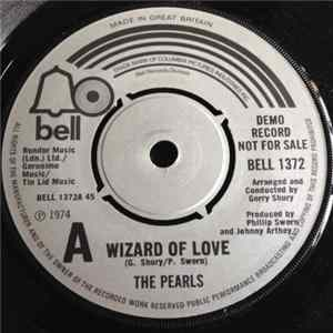 The Pearls - Wizard Of Love Album