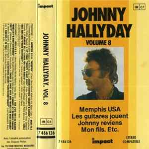 Johnny Hallyday - Volume 8 Album